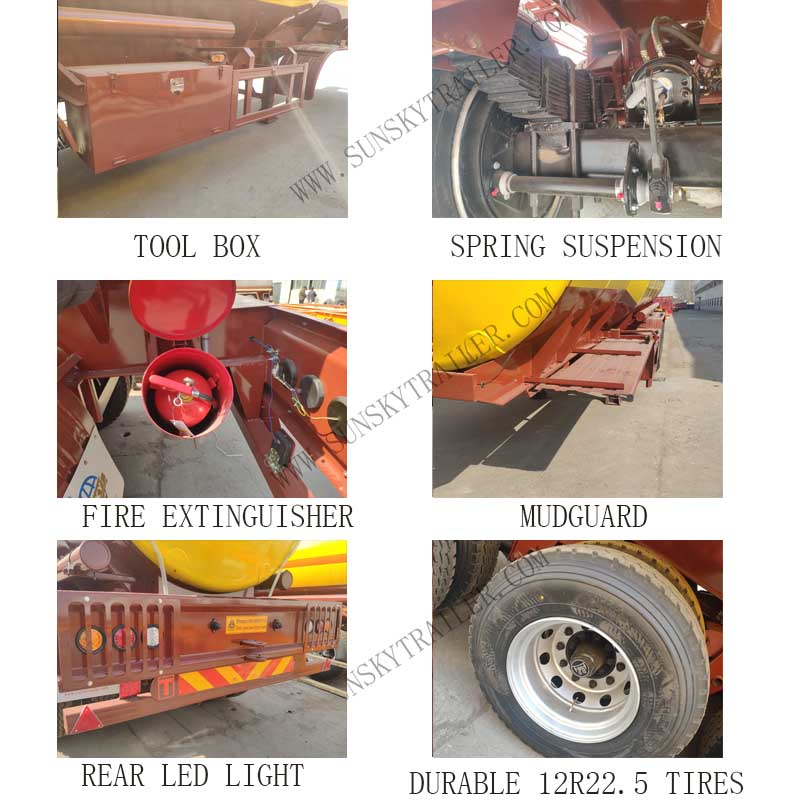 Fuel tanker trailer for sale malawi