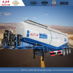 Sunsky brand 3-axle bulk cement tanker semi-trailer