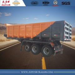Sunsky brand 3-axle tipper semi-trailer