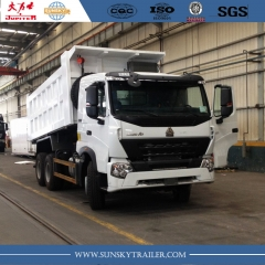howo a7 camion benne et benne basculante 380hp euro iv