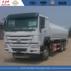 camion-citerne howo