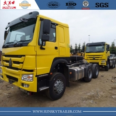 CAMION TRACTEUR 420HP HOWO