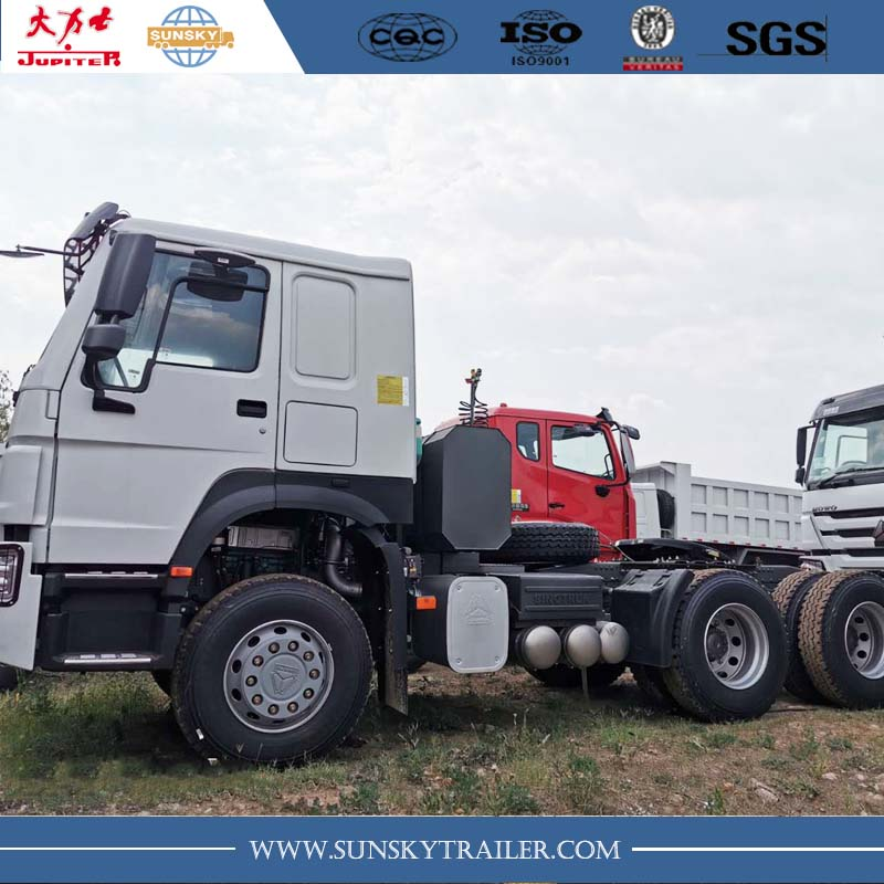 HOWO TRACTOR TRUCK FOR SALE ZAMBIA