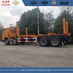 camion forestier howo